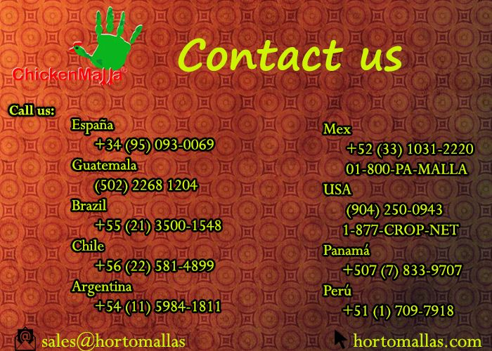 chickenmall pultry net contac information